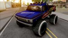 New Monster Truck para GTA San Andreas