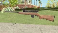 Sniper Rifle GTA IV