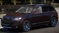 Volkswagen Touareg Tuned