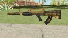 Bullpup Rifle (Two Upgrades V11) Main Tint GTA V para GTA San Andreas