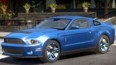 Shelby GT500 Y10 para GTA 4