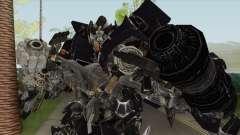 Ironhide (Real Size) para GTA San Andreas