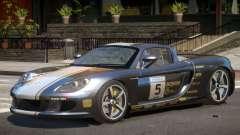 Porsche Carrera GT V1.1 PJ1 para GTA 4
