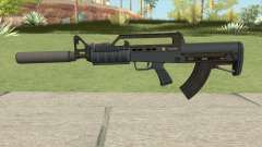 Bullpup Rifle (Two Upgrades V7) Old Gen GTA V