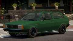 1986 Volkswagen Gol V1.0 para GTA 4