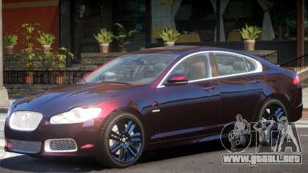 Jaguar XFR V1.4 para GTA 4