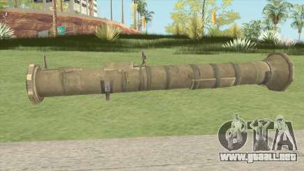 ATM-4 (RE2 Remake) para GTA San Andreas
