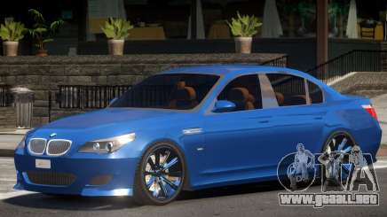 BMW M5 Lumma V1 para GTA 4