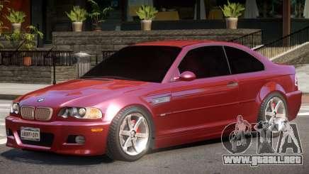 BMW M3 E46 V1.0 para GTA 4