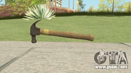 Hammer GTA V para GTA San Andreas