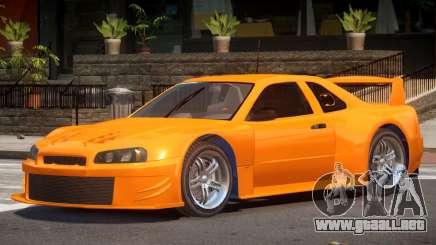 Nissan Skyline R34 ST para GTA 4