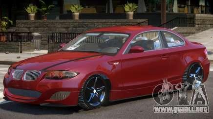 BMW 135I Tuned para GTA 4