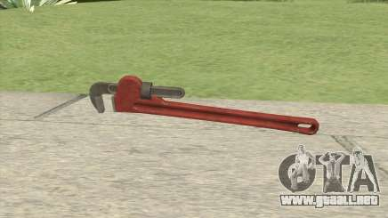 Pipe Wrench GTA V para GTA San Andreas