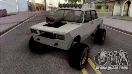 2107 Rally Versión para GTA San Andreas