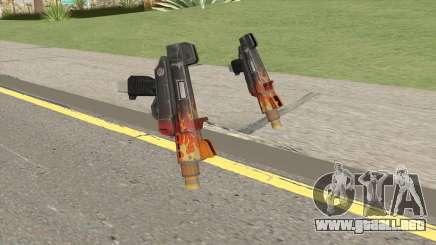Tactical SMG (Fortnite) para GTA San Andreas