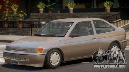 1994 Ford Escort para GTA 4