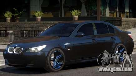 BMW E60 R2 para GTA 4