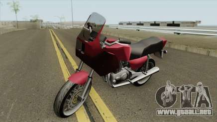 BF-400 (Project Bikes) para GTA San Andreas
