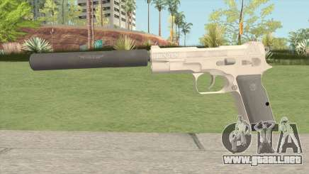 Bren Ten (Silenced Version) para GTA San Andreas