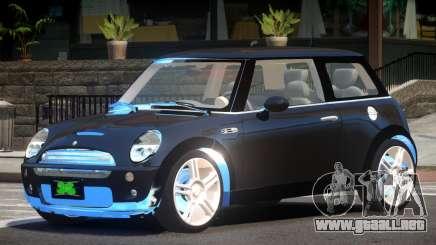 Mini Cooper V1.0 para GTA 4