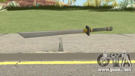 Katana (Fortnite) HQ para GTA San Andreas