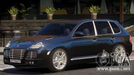 Porsche Cayenne Tun para GTA 4