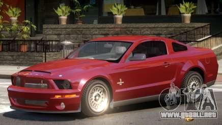 Ford Shelby R Stock para GTA 4