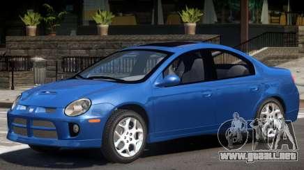 Dodge Neon V1 para GTA 4