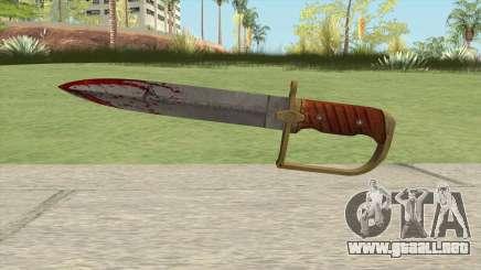 Antique Cavalry Dagger V2 GTA V para GTA San Andreas