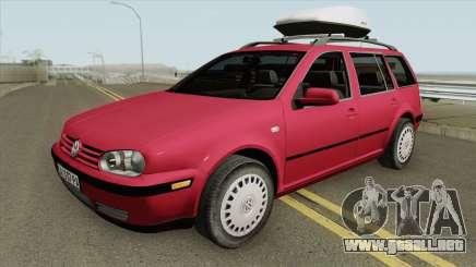 Volkswagen Golf MK4 Variant para GTA San Andreas