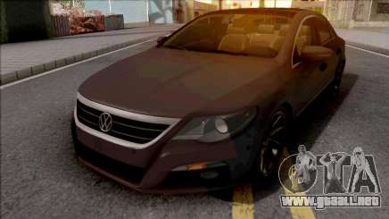 Volkswagen Passat CC Brown para GTA San Andreas