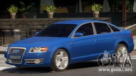 Audi A6 V2.1 para GTA 4