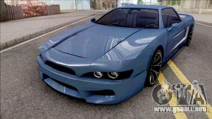 BlueRay M6 Infernus para GTA San Andreas