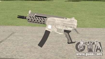 SMG MK II GTA V (Stock Version) para GTA San Andreas