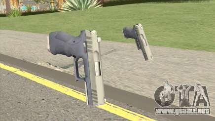 Combat Pistol GTA V para GTA San Andreas
