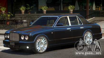 Bentley Arnage V1.2 para GTA 4
