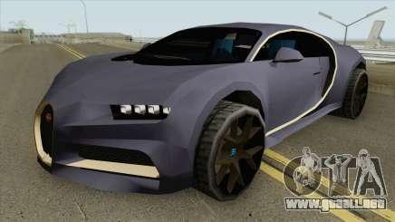 Bugatti Chiron Sport (SA Style) 2018 para GTA San Andreas