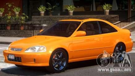 1998 Honda Civic V1.2 para GTA 4