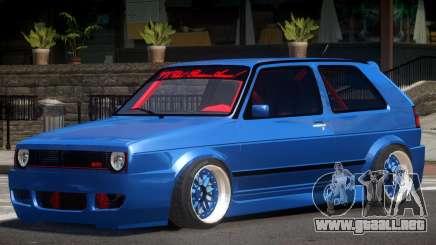 Volkswagen Golf II V1 para GTA 4