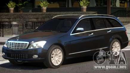 Mercedes Benz C280 V1.2 para GTA 4