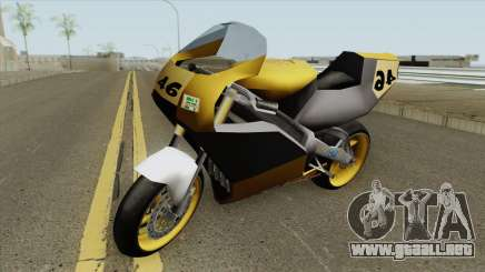 NRG-500 (Project Bikes) para GTA San Andreas