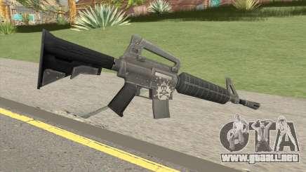 Assault Rifle (Fortnite) para GTA San Andreas