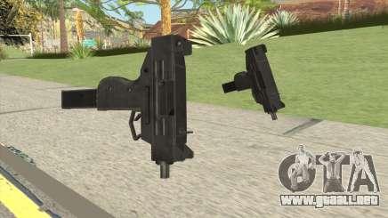 Micro SMG GTA IV para GTA San Andreas