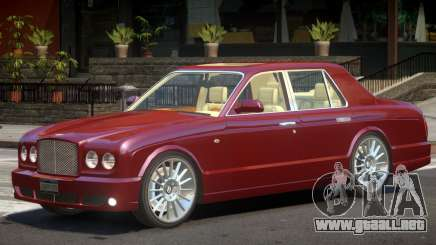 Bentley Arnage V1.1 para GTA 4