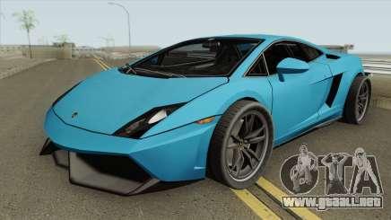 Lamborghini Gallardo LP570-4 Superleggera (MQ) para GTA San Andreas