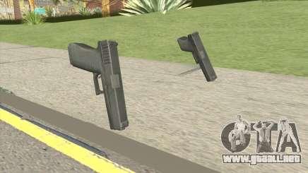 Pistol 50 GTA IV para GTA San Andreas
