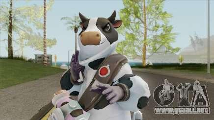 Milky Cow (Creative Destruction S9) V1 para GTA San Andreas