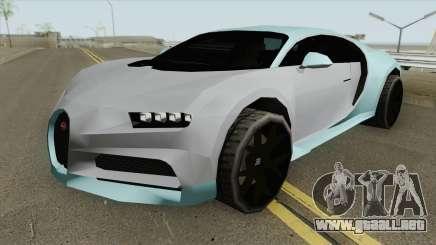 Bugatti Chiron Sport 110 Ans (SA Style) 2019 para GTA San Andreas