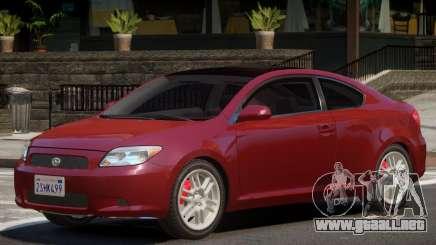 Toyota Scion V1.0 para GTA 4