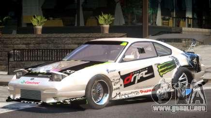 Nissan S330SX V1 PJ para GTA 4